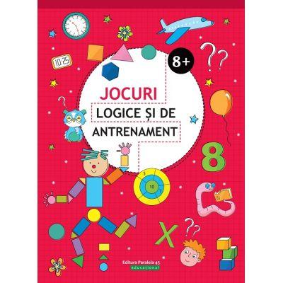 Jocuri logice și de antrenament (8 ani +)