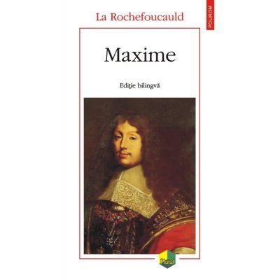 Maxime - La Rochefoucauld