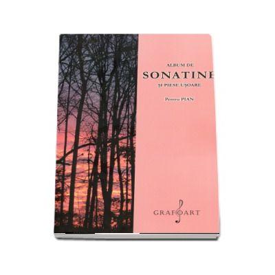 Album de sonatine si piese usoare pentru pian