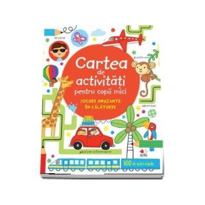 Cartea de activitati pentru copii mici - James Maclaine