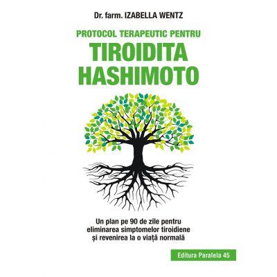 Protocol terapeutic pentru tiroidita Hashimoto - Izabella Wentz