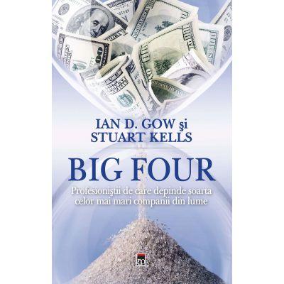 Big Four. Profesionistii de care depinde soarta celor mai mari companii din lume - Ian D. Gow, Stuart Kells