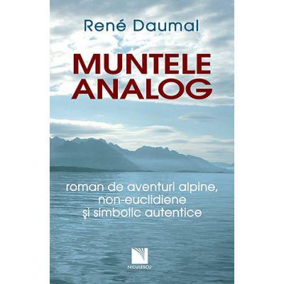 Muntele analog -Rene Daumal