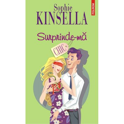 Surprinde-mă - Sophie Kinsella