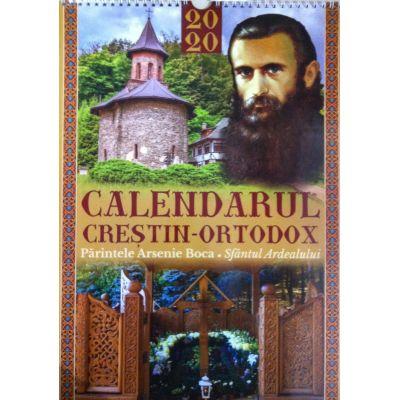 Calendar 2020 - Parintele Arsenie Boca, Sfantul Ardealului