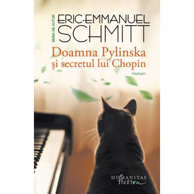 Doamna Pylinska și secretul lui Chopin - Eric-Emmanuel Schmitt
