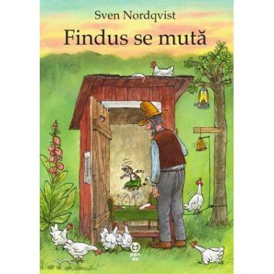 Findus se mută - Sven Nordqvist
