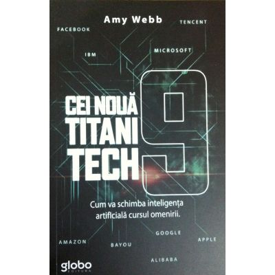 Cei 9 titani tech - Amy Webb