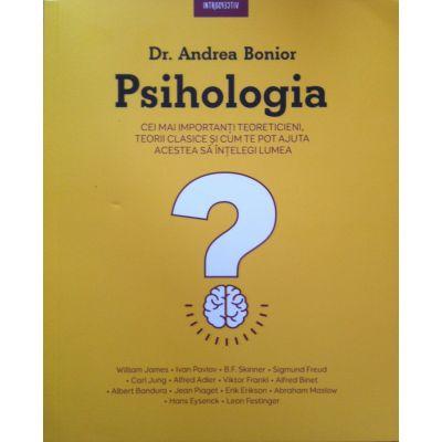 Psihologia - Cei mai importanti teoreticieni, teorii clasice si cum te pot ajuta acestea sa intelegi lumea