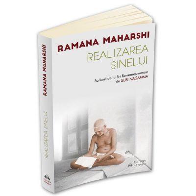 Realizarea Sinelui. Scrisori de la Sri Ramanasramam de Suri Nagamma - Ramana Maharshi