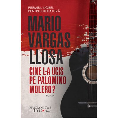Cine l-a ucis pe Palomino Molero - Mario Vargas Llosa