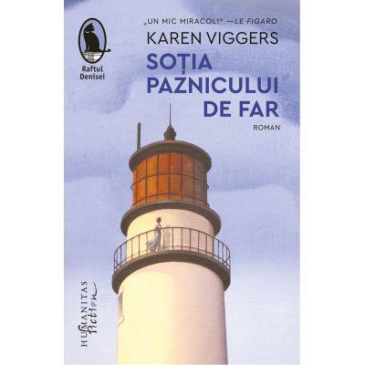 Soția paznicului de far - Karen Viggers