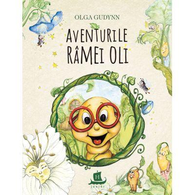 Aventurile râmei Oli - Olga Gudynn