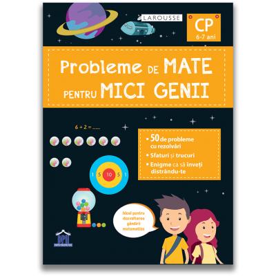 Probleme de mate pentru mici genii, clasa pregatitoare