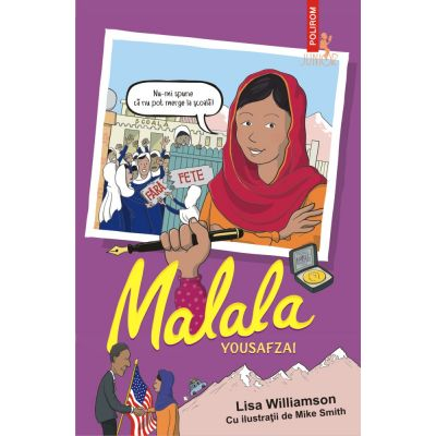 Malala Yousafzai - Lisa Williamson, Mike Smith