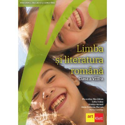 Limba si literatura romana manual pentru clasa a 8-a - Florentina Samihaian