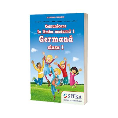 Comunicare in limba moderna 1 Germana clasa I - M. A. Apicella